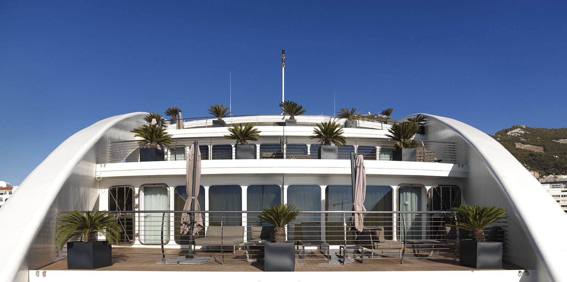 Gallery Photos Sunborn Yacht Hotel Gibraltar