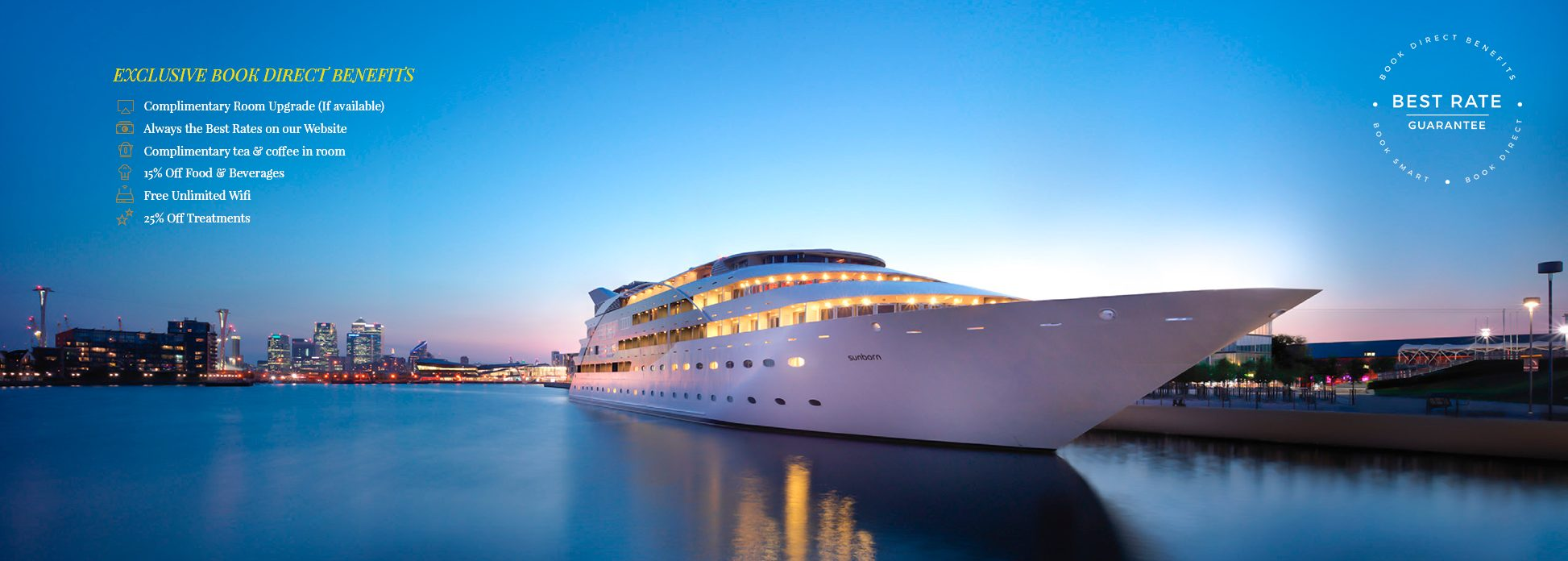 Hotels Near Excel London Docklands