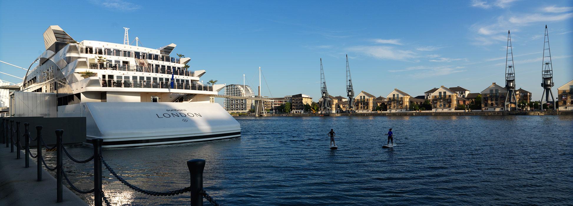 London Superyacht Hotel