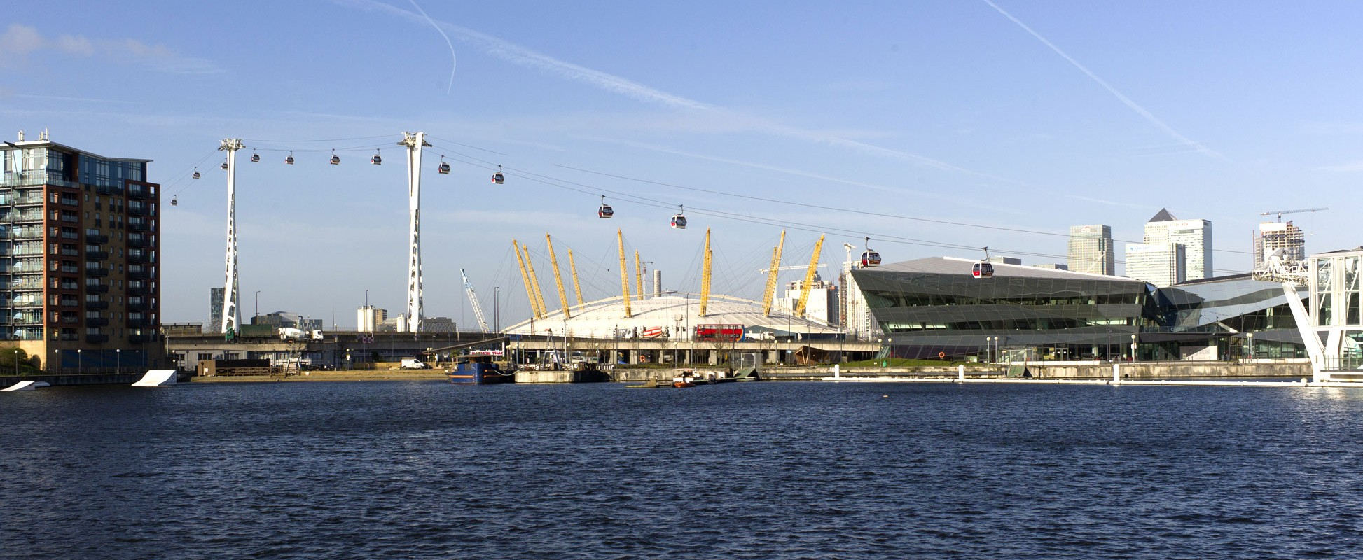 hotels near o2 arena london