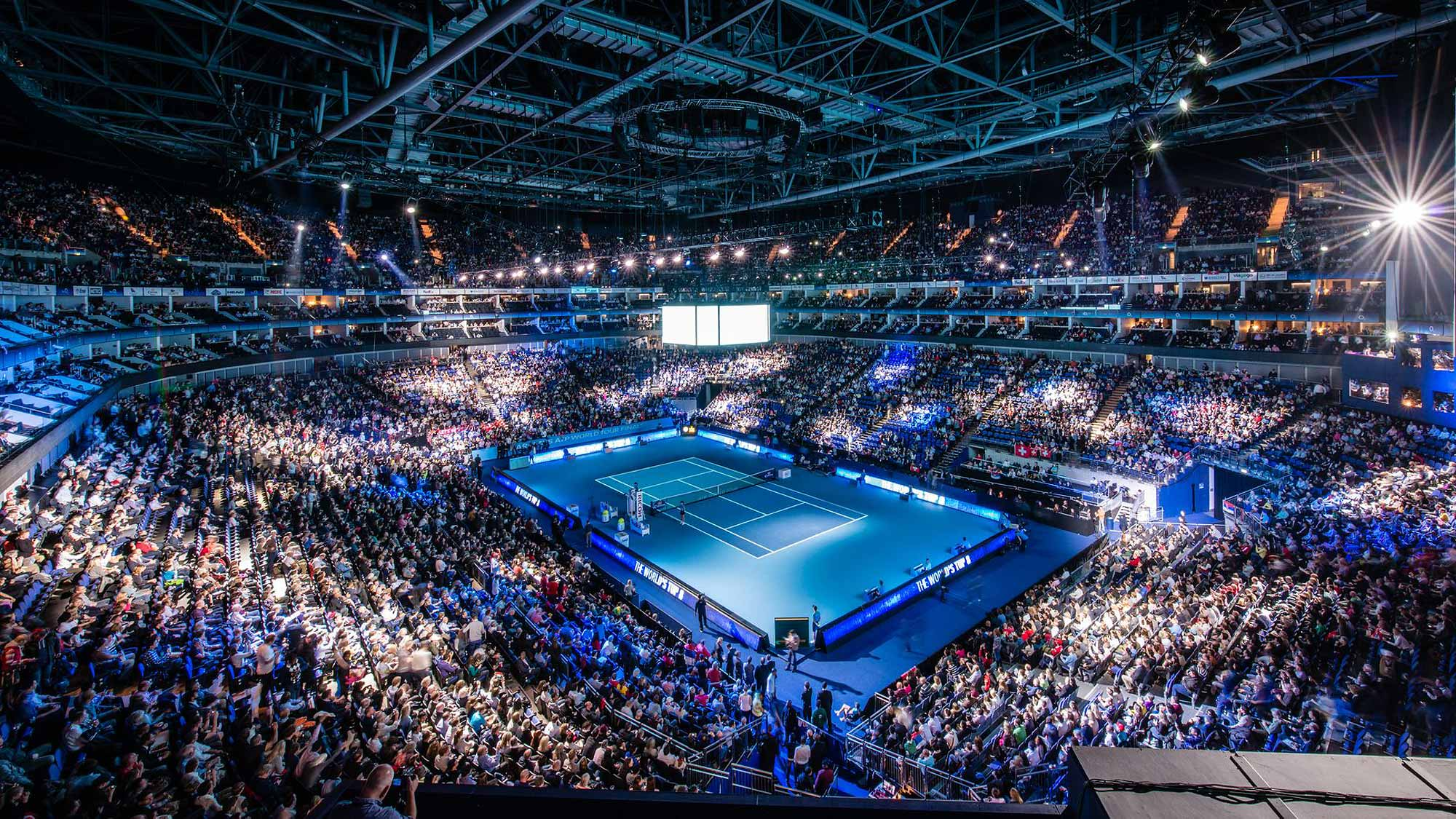 Nitto ATP Finals London 2017