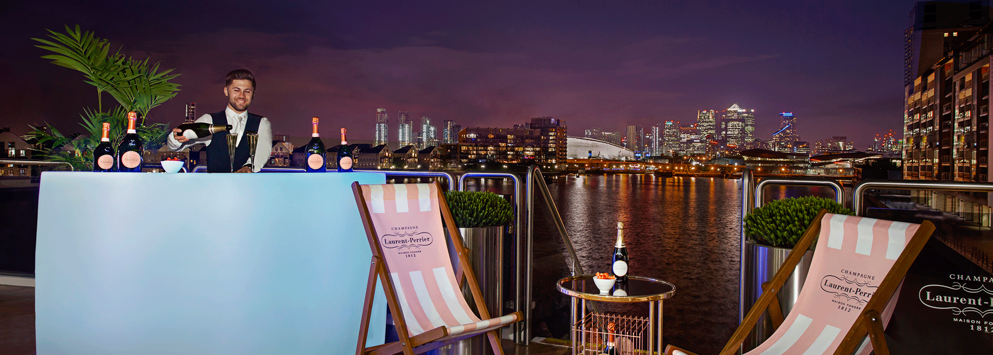 Champagne & Cigar Bar London